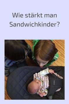 Wenn das dritte Kind kommt: Sandwichkinder stärken? Geschwisterkinder fürs Leben stark machen? Was müssen Eltern bei der Erziehung der mittleren Kinder beachten?