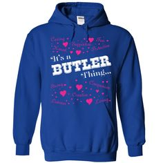 Butler THING AWESOME SHIRT - Limited Edition