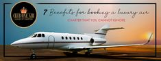 Flying in a luxurious private jet makes you feel exclusive, and it is a preferred choice amongst many A-listers. It is a great opportunity to taste the royal experience even in the sky.  Let us directly dive into the benefits of flying via luxurious air charter-