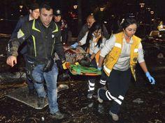 Aumentan las muertes tras explosión en Turquía...