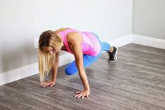 5 Simple Exercises To Get Rid of Love Handles | Along Abbey Road | Bloglovin'
