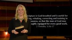 5 Minutes in the Word with Marian Jordan Ellis | 2 Timothy 3:16-17 | A Redeemed Girl Is Transformed.