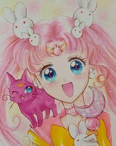 Sailor Parallel Moon.