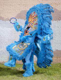 Mardi gras indians   Charles Fréger