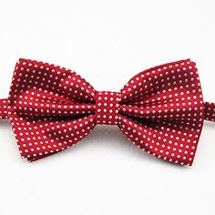 Classy, love me some bow ties.