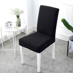 Chair cover Sunny style - Sunailoom Stretch Chair Covers, Spandex Chair Covers, Dining Room Chair Covers, Dining Room Chairs, Sofa Chair, Stylish Chairs, Cool Chairs, Old Sofa, High Back Chairs