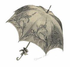 Parasol (c.1900)                                                                                                                                                                                 Plus