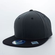 8e69ee55d2d Shop Burgundy and Black Two Tone Pit Bull Blank 6 Panel Cotton Snapback  Hats Wholesale