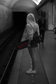 Skater Girl | Flickr - Photo Sharing!