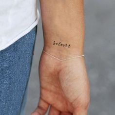 beloved tattoo - Google Search