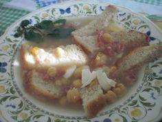 Mi Cocina: SOPA DE PUCHERO