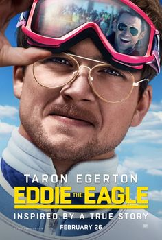 Click to View Extra Large Poster Image for Eddie the Eagle