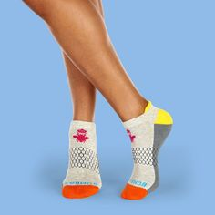 Show your feet how much you care with this Six-Pack. There's no reason they have to go without Bombas' engineered comfort for even one day of the week. Original