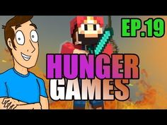 Minecraft Hunger Games: HACKER FEST!- Part 19 - YouTube