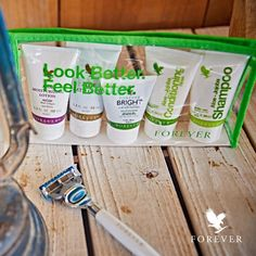 The Forever Travel Kit makes the perfect gift for anyone who loves a holiday or travels for business.http://purewave7.foreverlivingsite.com