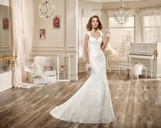 Moda sposa 2016 - Kollektion NICOLE.  NIAB16051. Abito da sposa Nicole.