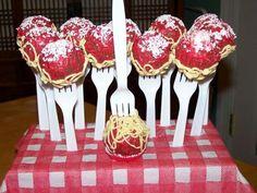 Spaghetti Balls