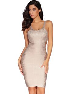 Meilun Women s Backless Bandage Party Dress     Wow! I love this. Check 8f7f79ae14b6