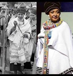 Xhosa Attire, African Attire, African Wear, African Women, African Style, African Traditional Wedding, African Traditional Dresses, Traditional Outfits, African Print Dresses