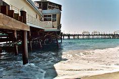 ocean piers california -
