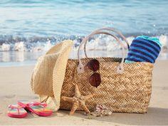 O que levar na mala em uma viagem para a praia