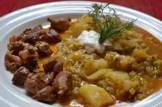 Neked is komoly dilemma, hogy mi legyen az ebéd? A Receptneked. Hungarian Recipes, Mashed Potatoes, Chili, Curry, Dinner Recipes, Food And Drink, Soup, Cooking Recipes, Favorite Recipes