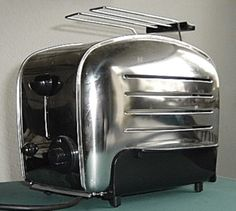 Toaster - Streamline Design