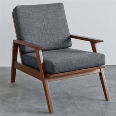 Mid Century Furniture for Modern Apartment - The Urban Interior - Mid Century Furniture for Modern Apartment Mid Century Furniture for Modern Apartment 111 - # Retro Furniture, Wood Furniture, Furniture Design, Mid Century Chair, Mid Century Furniture, Poltrona Design, Wooden Sofa, Home Living, Sofa Chair