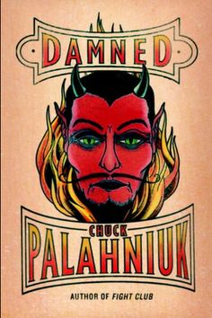 Chuck Palahniuk book cover