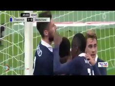 عرب سبورتس رياضة بلا حدود: مباراة دولية ودية : فرنسا 2 - ألمانيا 0 13 - 11 - 2015