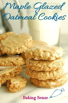 """This is my family's all-time favorite cookie recipe. We've dubbed them the """"Magic Oatmeal Cookies"""" because almost every time I serve them someone says """"those are the best cookies I've ever tasted"""". Best Oatmeal Cookies, Oatmeal Cookie Recipes, Easy Cookie Recipes, Baking Recipes, Sweet Recipes, Dessert Recipes, Desserts, Dessert Dishes, Bar Recipes"""