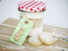 Geschenk-Idee – Vanille-Sterntaler als Keksmischung … zaubert märchenhaften Duft in euer Haus | ELBCUISINE