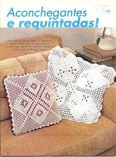 Arte em BARBANTE Nº1 - Lucia Crochê - Picasa Web Albums