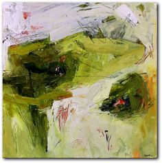 Conn Ryder, Abstract Expressionism, Colorado Abstract Artist...Overgrown and Underdone...love!!!