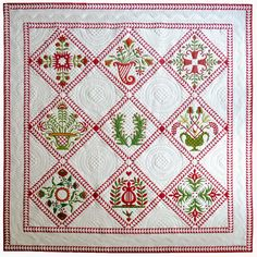 Simply Baltimore quilt by Sue Garman