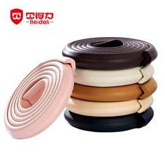 새로운 핫 어린이 안전 제품 아기 충돌 바 유리 커피 테이블 데스크 코너 아동 보호 스트립 무료 배송 10-006