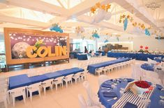 Colin's The Little Prince Themed Party – 1st Birthday - Party Doll Manila