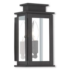 Livex Lighting Princeton 20191 Outdoor Wall Lantern - 20191-01