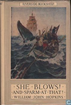 Boeken - She blows! and Sparm at that! - She blows! and Sparm at that!