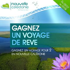 #Concours Comme moi, gagne un voyage de rêve en #NouvelleCaledonie World Kiss Day, Beach Party, You Changed, Comme, Travel Inspiration, Brain, Freedom, How To Get, Spaces