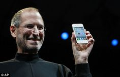 What did Steve Jobs use to listen to his own music? His iPod? CDs? Vinyl?