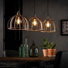 Pendant Lamps - Shipped within 24 hours! Ceiling Lamp, Ceiling Lights, Retro Lampe, Red Table Lamp, Shabby Chic Lamps, Lamp Makeover, Concrete Lamp, Bedroom Lamps, Decoration