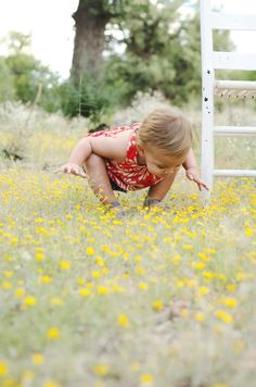 Smelling the flowers photo by: Snap Happy Photography. Payson Az