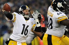 Charlie Batch leads the Steelers to win over Ravens, 23-20.