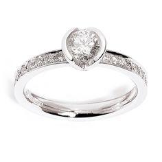 unusual-diamond-ring - Google Search