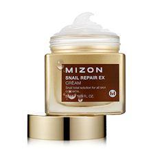 Snail repair EX cream Mizon