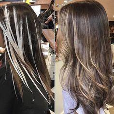 "3,764 Likes, 33 Comments - Hair Color - Damage Free 🌱 (@oligopro) on Instagram: ""Painting with purpose 👩🏼🎨👩🏼🎨👩🏼🎨 @themisfitblonde #oligopro"""