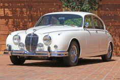 1963 Jaguar MK 2 for Sale