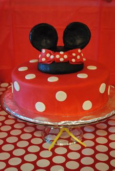 "Photo 1 of 30: Mickey and Minnie Mouse / Birthday ""Twins 2nd Bday"" 