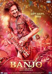 Banjo (2016) Full Movie Watch Online Download